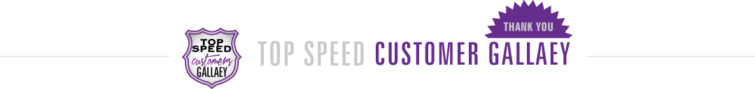 TopSpeed CustomerGallery